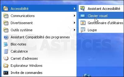 Remplacer un clavier d faillant windows xp tous les for Raccourci clavier agrandir fenetre windows 7