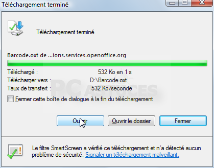 Ins rer des codes barres openoffice - Open office draw telecharger gratuit ...