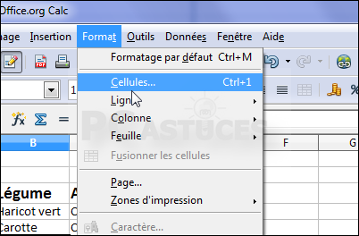 Comment afficher 2 pages open office - Comment faire une pagination sur open office ...