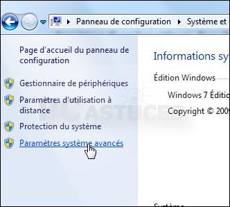 Arr ter l 39 animation des fen tres windows 7 for Fenetre 3d windows 7