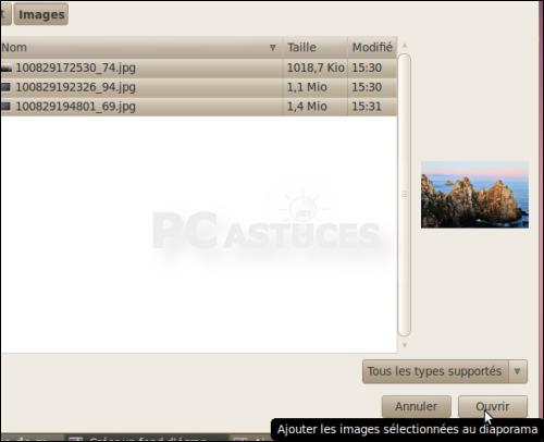 Changer automatiquement de fond d'écran 2935-9