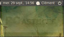 Personnaliser le nom d'utilisateur du tableau de bord - Linux Ubuntu 10.04 2952-4