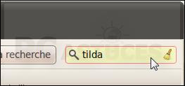 Lancer le terminal d'une touche - Linux Ubuntu 10.04 2958-2