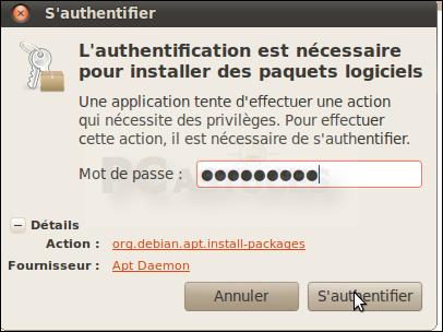 Lancer le terminal d'une touche - Linux Ubuntu 10.04 2958-4