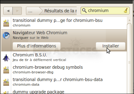 Installer Google Chrome - Linux Ubuntu 2983-3
