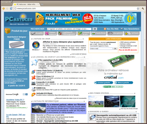 Installer Google Chrome - Linux Ubuntu 2983-8