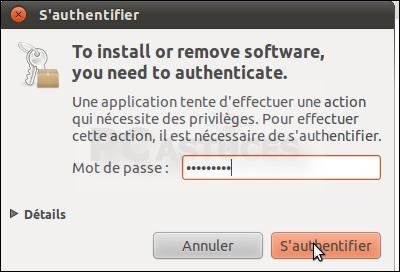 Activer le pavé numérique au démarrage - Linux Ubuntu 10.10 3006-4