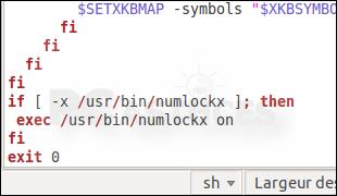 Activer le pavé numérique au démarrage - Linux Ubuntu 10.10 3006-9
