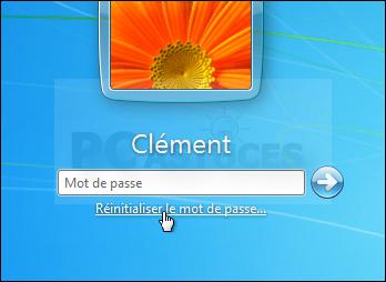 comment trouver un mot de passe d'ordinateur windows 7