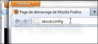 Déplacer le cache du navigateur en mémoire - Firefox 3332-1