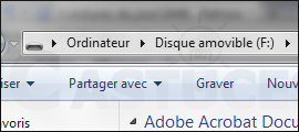Retrouver Windows