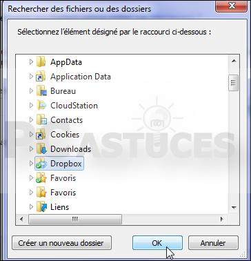 Ajouter un raccourci dans la fen tre ordinateur windows 7 for Raccourci clavier agrandir fenetre windows 7