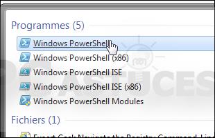 recuperer la liste de tout les logiciel instaler sur windows 7 3806-2