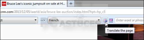Traduire automatiquement c possible for Ouvre la fenetre translation