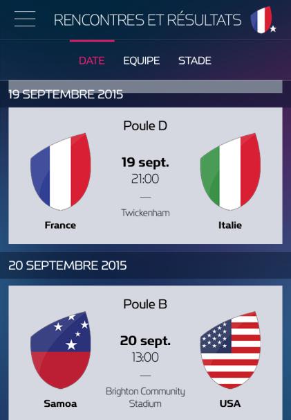 Coupe du monde de rugby 2015 pc astuces - Resultats coupe du monde de rugby 2015 ...
