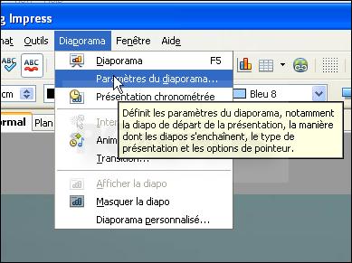 Pc astuces r cup rer ses documents microsoft office dans openoffice - Diaporama avec open office ...