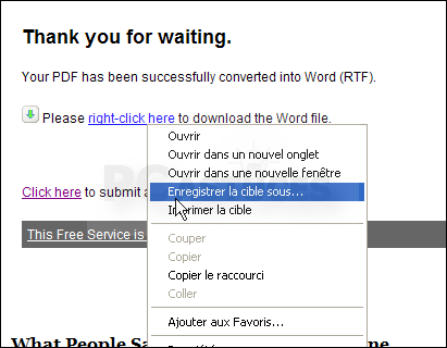 F i c forum des informaticiens congolais comment - Comment convertir un pdf en open office ...