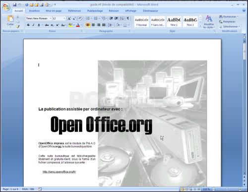 Telecharger gratuitement logiciel qui convertit pdf en - Telecharger open office word gratuit ...