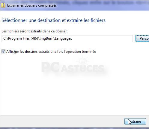 Pc astuces copier un cd ou un dvd for Ouvre la fenetre translation