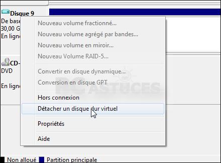 Pc astuces exploiter les disques durs virtuels for Fenetre qui ne s ouvre pas