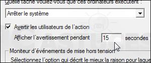 Eteindre ou redémarrer un ordinateur à distance Distance_shutdown_13