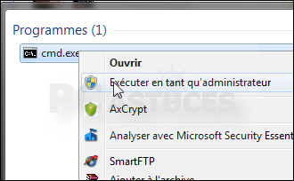 Pc astuces cr er un dvd de windows 7 bootable for Ouvrir fenetre dos windows 7