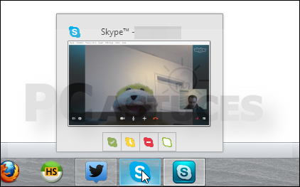 how to delete skype conversations on pc