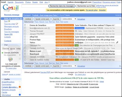 Libéllés de couleur pour un meilleur classement/recherche