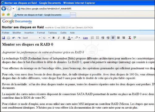 astuces pour Google Drive - Blog du Modrateur