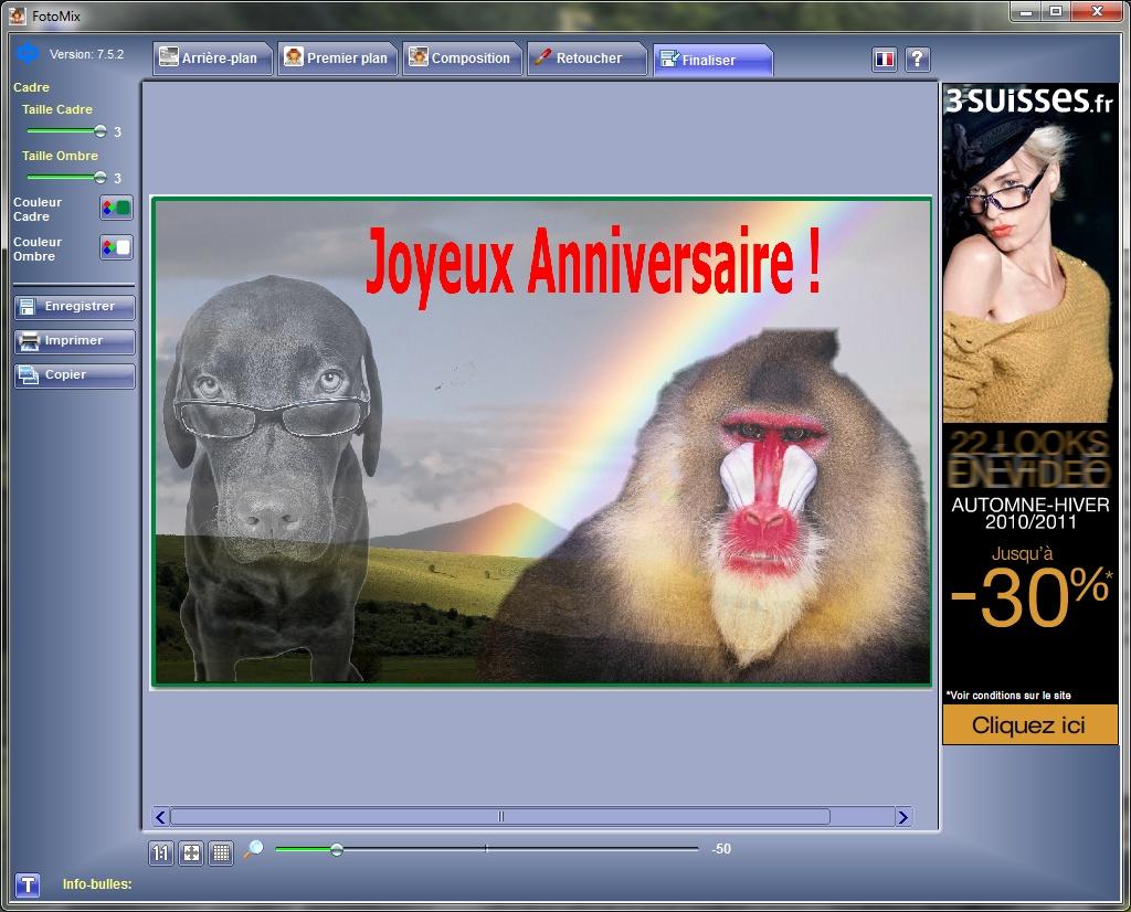 fotomix 2011 gratuit