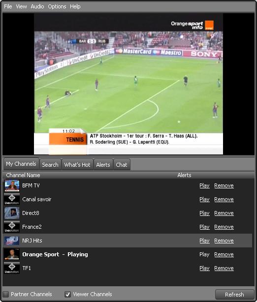 Livestation la TV gratuit marche 100 %[HF]