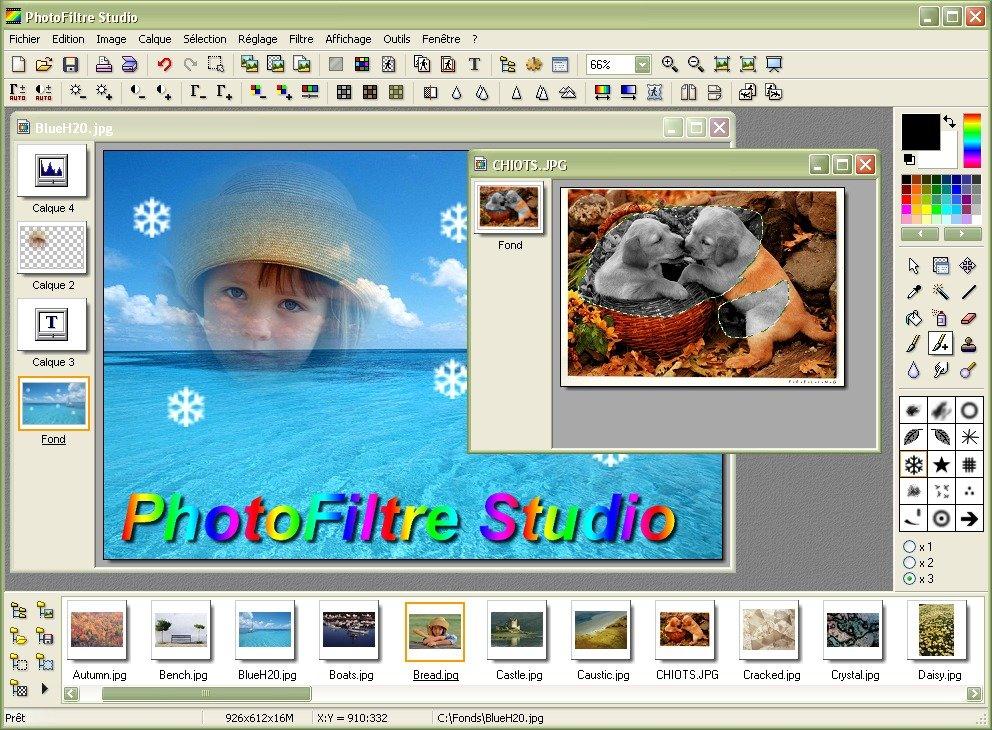 photofiltre studio 9.2.0 fr avec serial gratuit