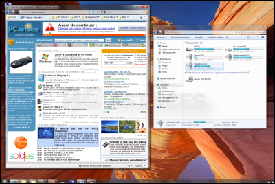 Pc astuces am liorer les raccourcis de windows 7 for Raccourci clavier agrandir fenetre windows 7