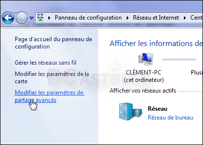 partage imprimante impossible windows 10