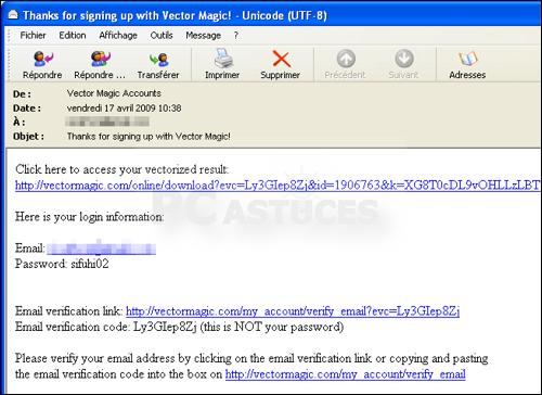 sauvegarder sa messagerie gmail