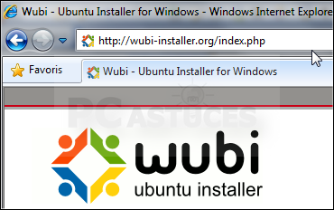 installez et exécutez ubuntu à partir de la carte SD