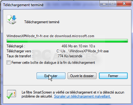 Pc astuces ex cuter un ancien logiciel sous windows 7 - Open office windows 7 gratuit francais ...