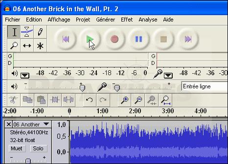 Couper une musique mp3 audacity - Application couper musique ...