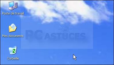 Pc astuces afficher le poste de travail en premier sur - Afficher la meteo sur le bureau ...