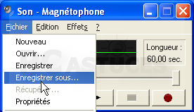 magnetophone windows xp