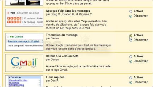 Traduire En Français Les Mails Reçus Google Gmail