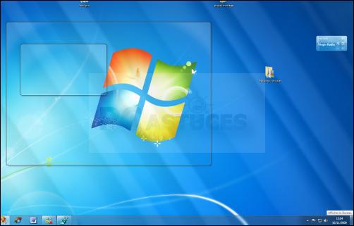 Pc astuces acc l rer l 39 aper u du bureau windows 7 - Performance du bureau pour windows aero ...