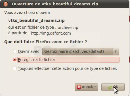 Installer De Nouvelles Polices De Caracteres Linux Ubuntu 10 04