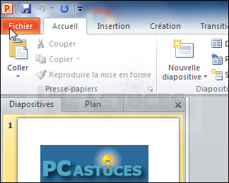 visionneuse powerpoint 2010 portable