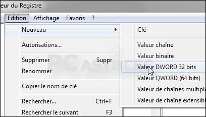 Pc astuces ajouter l 39 ic ne biblioth ques sur le bureau - Horloge sur le bureau windows 7 ...