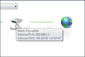 Trouver L Adresse Ip D Un Materiel En Reseau Windows 7