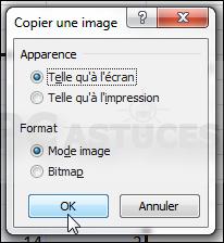 Copier Un Groupe De Cellules En Tant Qu Image Excel