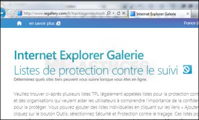 bloqueur de pub pour internet explorer 9