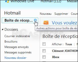 comment créer une adresse courriel hotmail