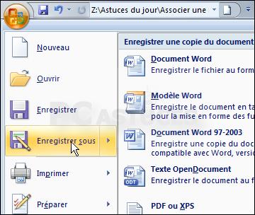 ouvrir document pages sur pc